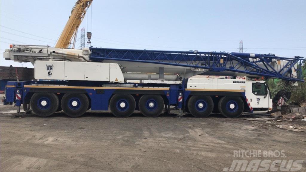 Liebherr LTM 1250-6.1