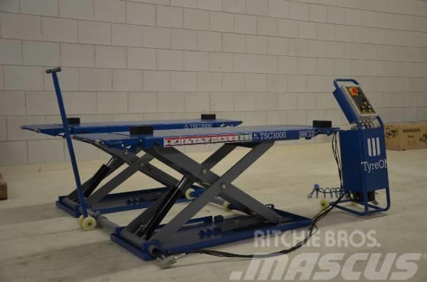 TyreOn TSC3000 scissorlift | SNS372
