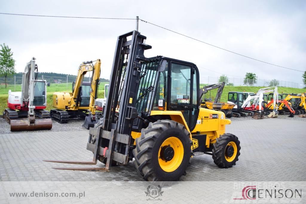 JCB 930 RTFL , Triplex , max 3.000kg