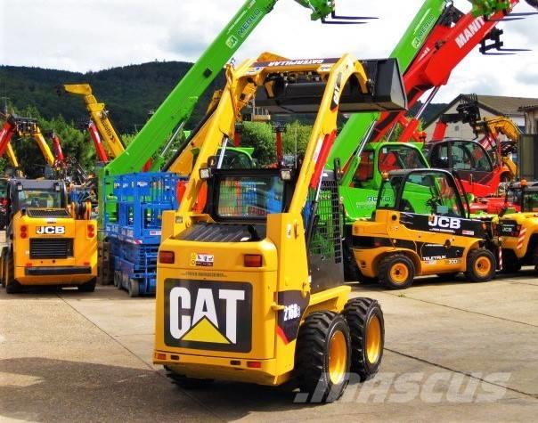 Caterpillar Kompaktlader CAT 216-B - Zusatzhydraulik, vgl. 226