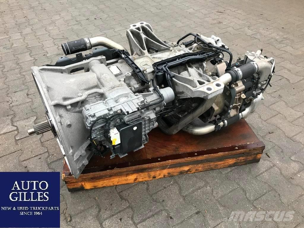Mercedes-Benz G211-12 / G211 - 12 LKW Getriebe
