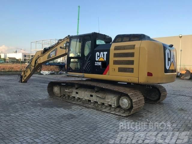 Caterpillar 329 EL