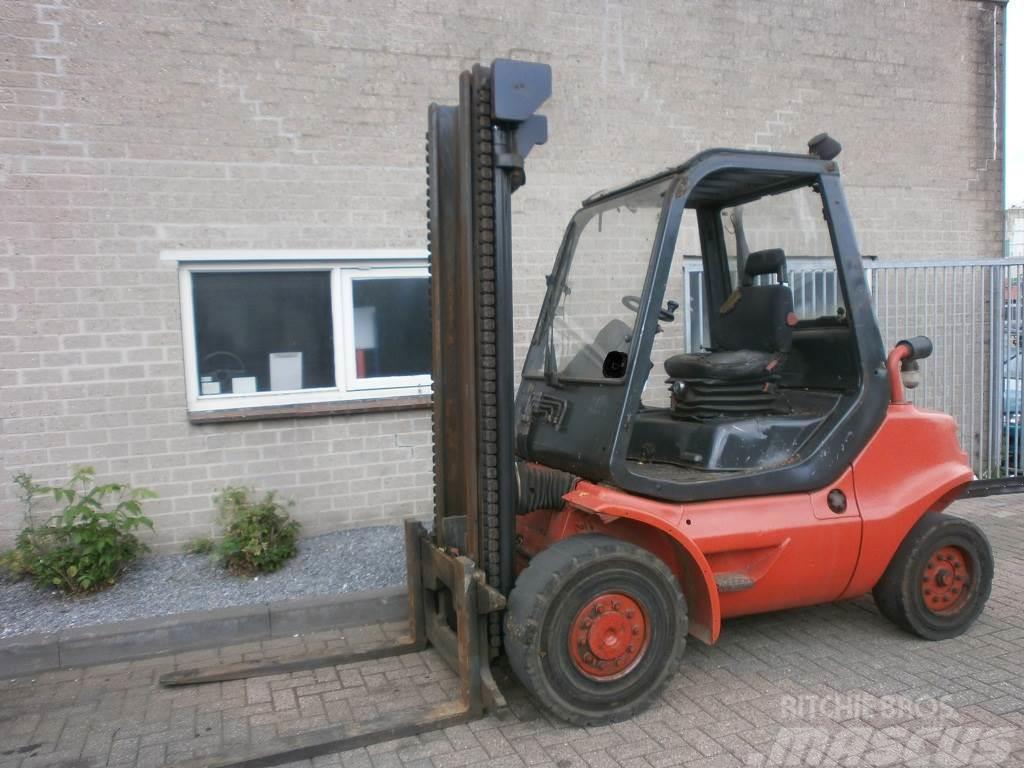 [Other] Diesel heftruck Linde H45D-01 H45 D (BJ 2001)
