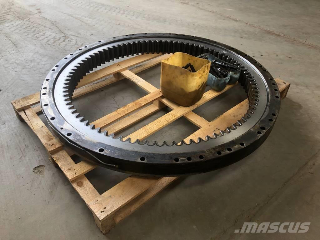 Caterpillar 353-0487 3530487 swing gear slew ring for 336