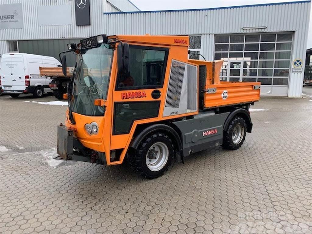 [Other] Hansa APZ 1003 Transporter Geräteträger Kleinfahrz