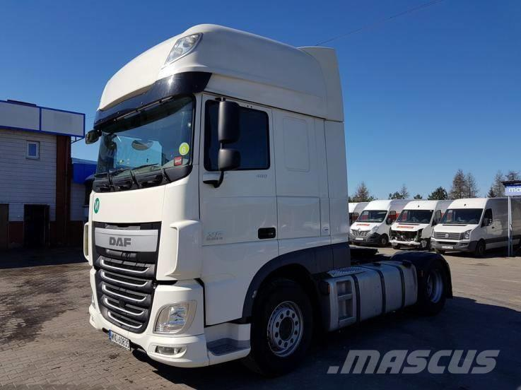 DAF XF 460 FT 4x2 SuperSpaceCab 462 KM