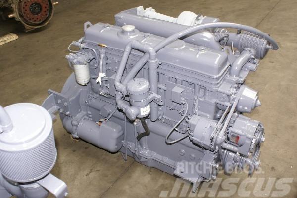 DAF DT 615, 2012, Motorer