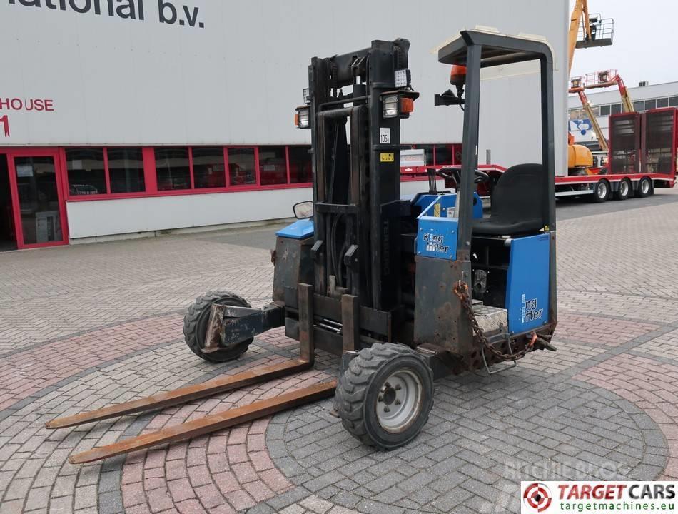 Terberg TKL-3x3-M Truck Mounted Forklift 2500KG Duplex-280