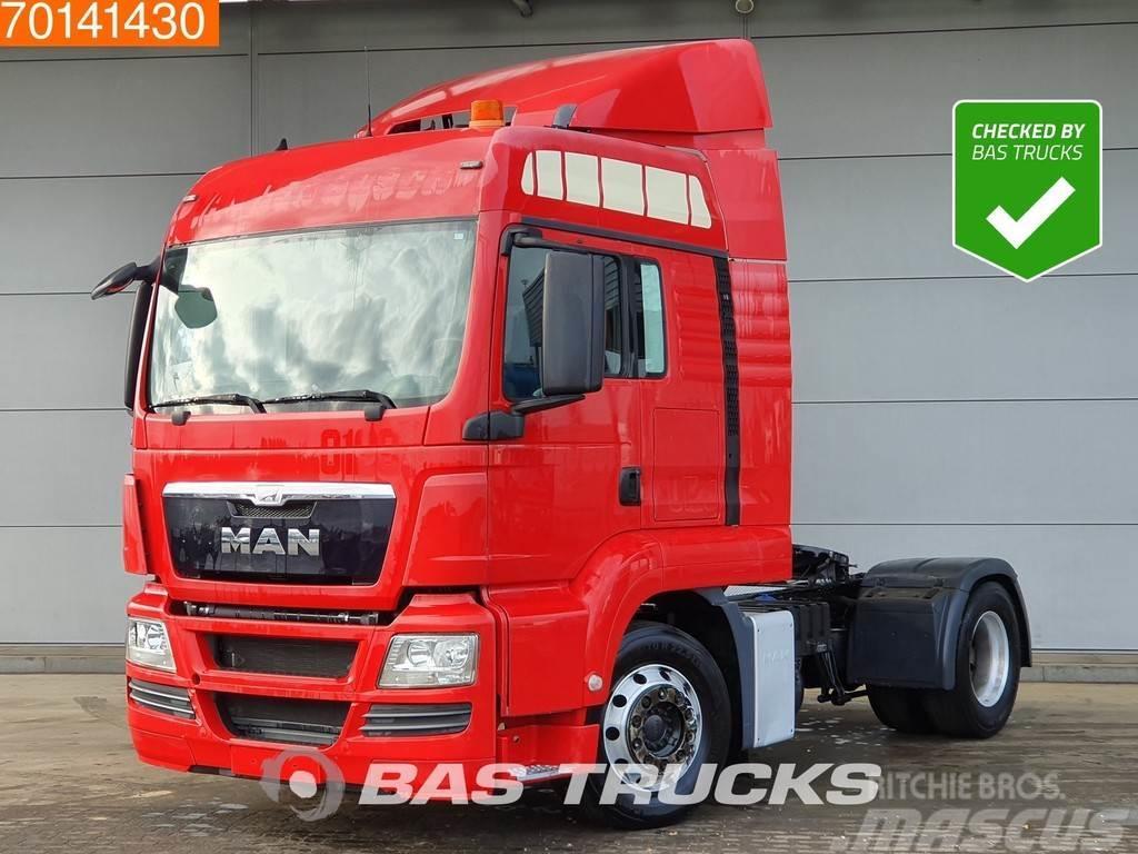 MAN TGS 18.400 4X2 Alcoa's Euro 5