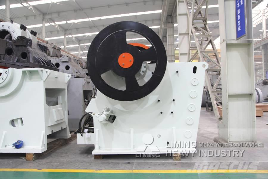 Liming European Type Jaw Crusher for stone