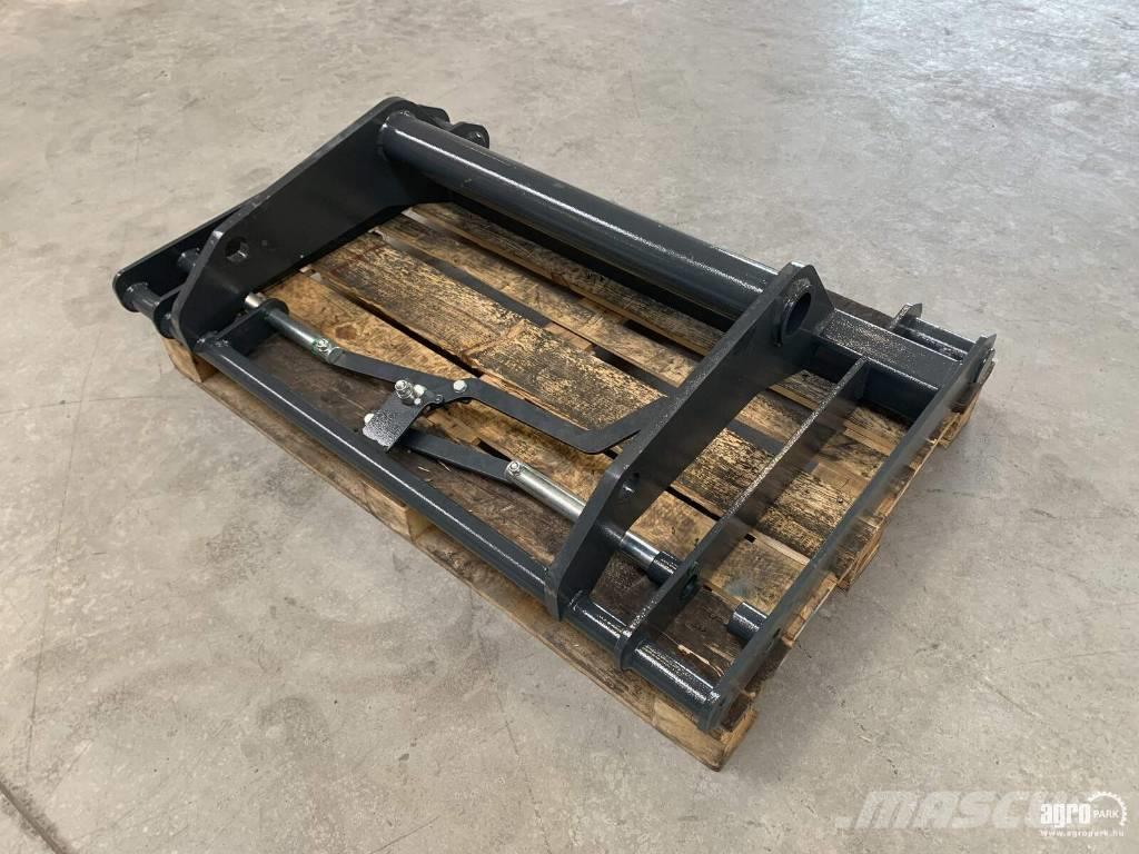 [Other] New Manitou - JCB conversion frame