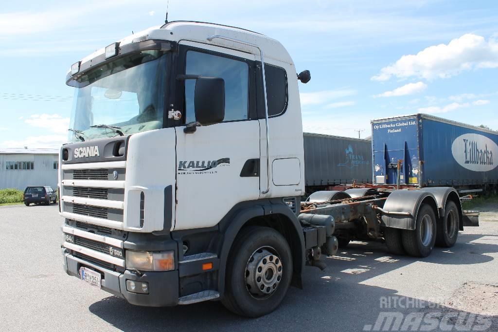 Scania R 164-580