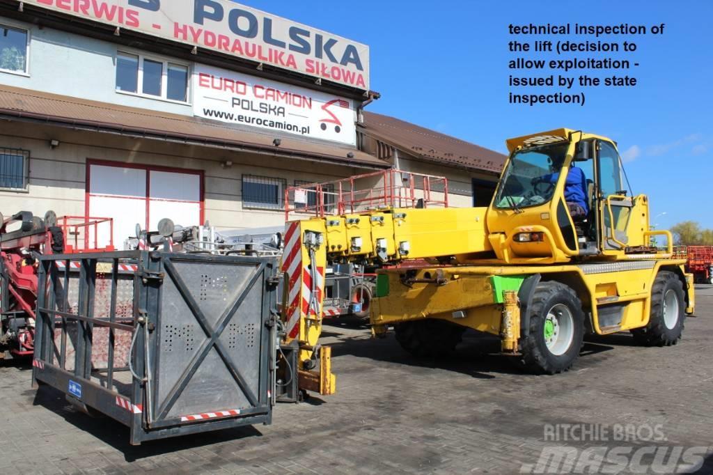 Merlo ROTO 40.25 M CS S (technical inspection)