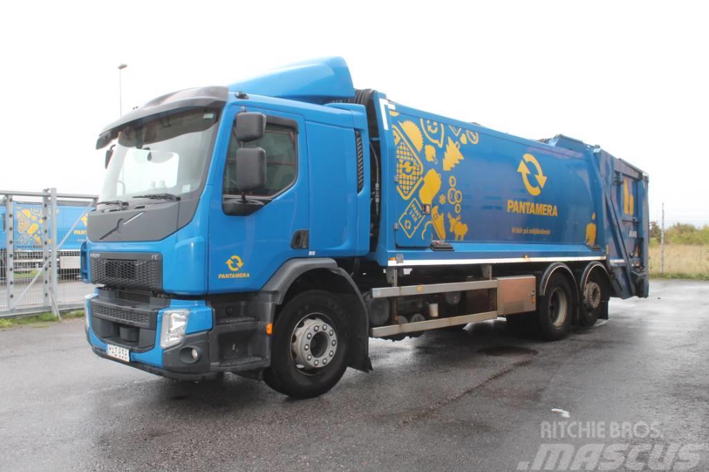 Volvo FE 6X2 Euro 6
