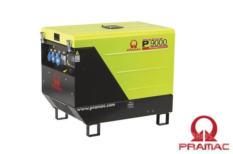 Pramac P9000 230V 8.8 kVA