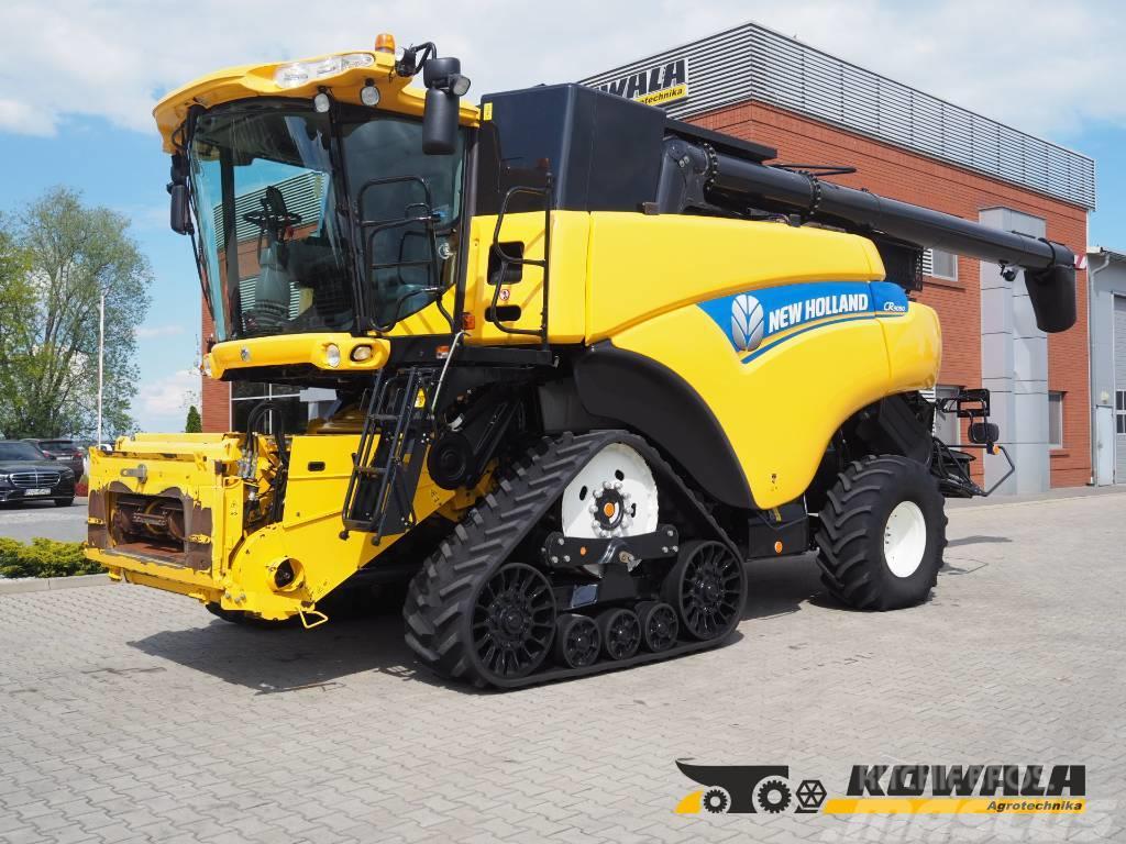 New Holland CR9090 + VF 12,5m