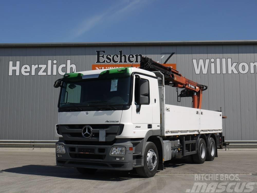 Mercedes-Benz 2644 L / 6x4, Obj.-Nr.: 0257/18