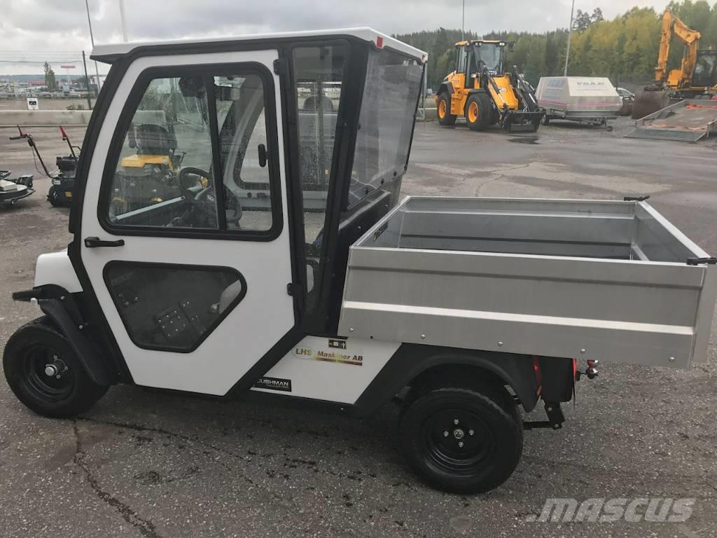 Used Cushman Hauler PRO 72v electric vehicles Year: 2017 for sale ...