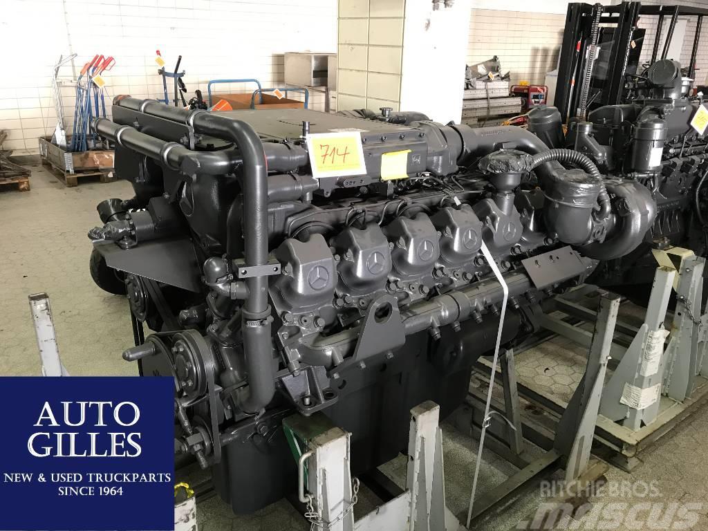 Mercedes-Benz OM 444 LA / OM444LA Motor