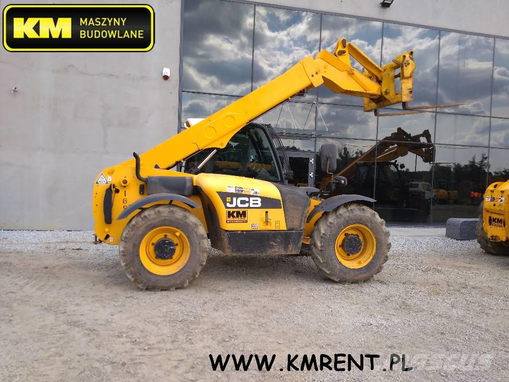 JCB 531-70, 530-70 528-70 CAT TH336 TH407