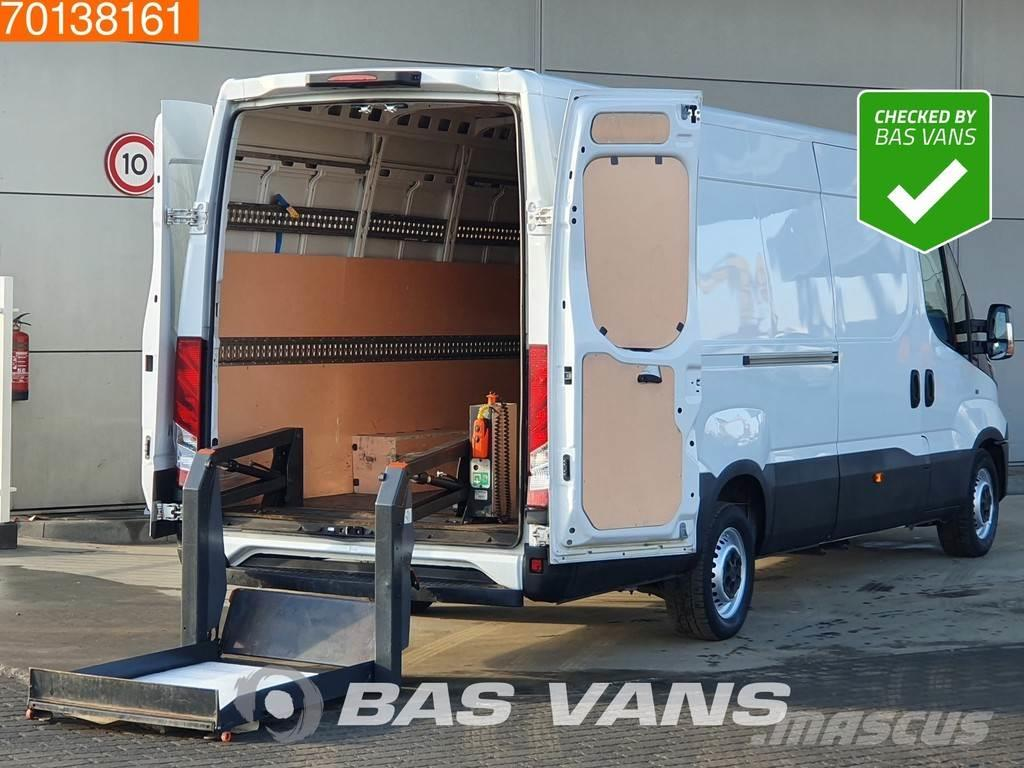 Iveco Daily 35S18 3.0 Automaat Luchtvering Laadklep Airc