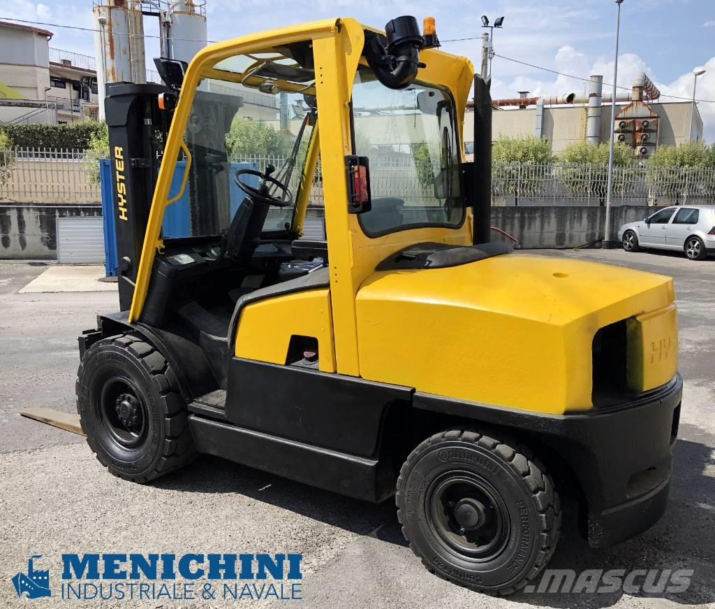 Hyster H 5.50 XM