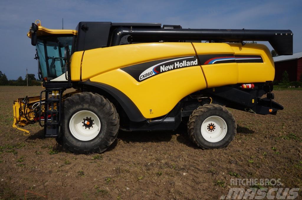New Holland CX860