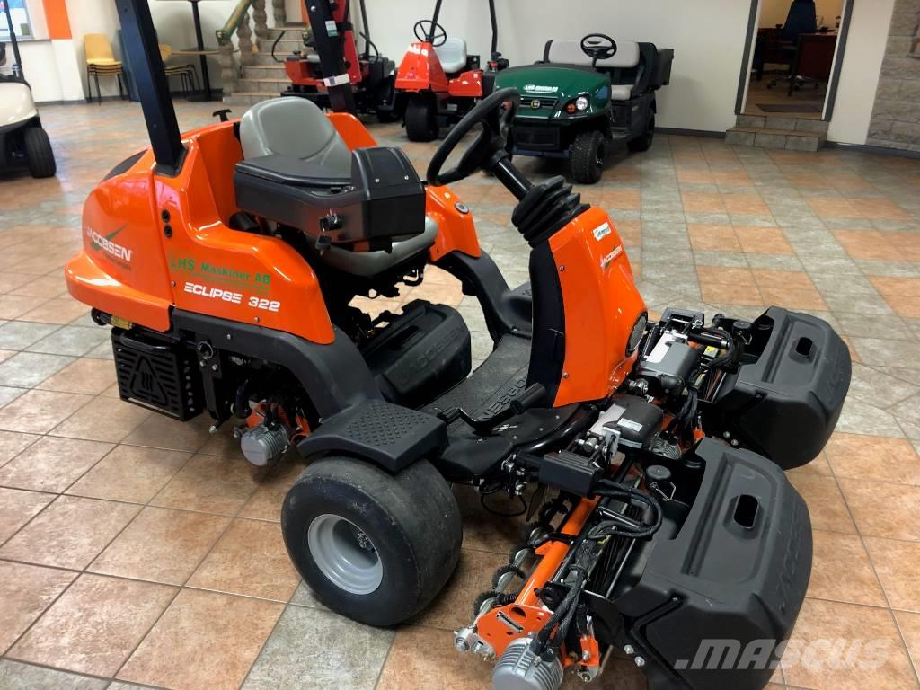 Jacobsen Eclipse 322 Litium demo