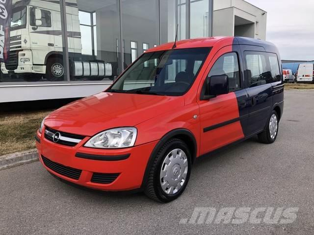 Opel Combo CNG / CLIMA ***TOP***