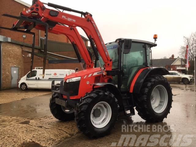 Massey Ferguson 5709 CAB