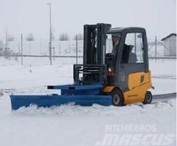[Other] Snöblad till truck 1500