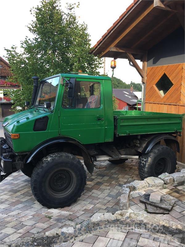 used mercedes benz unimog 424 tractors year 1978 price. Black Bedroom Furniture Sets. Home Design Ideas