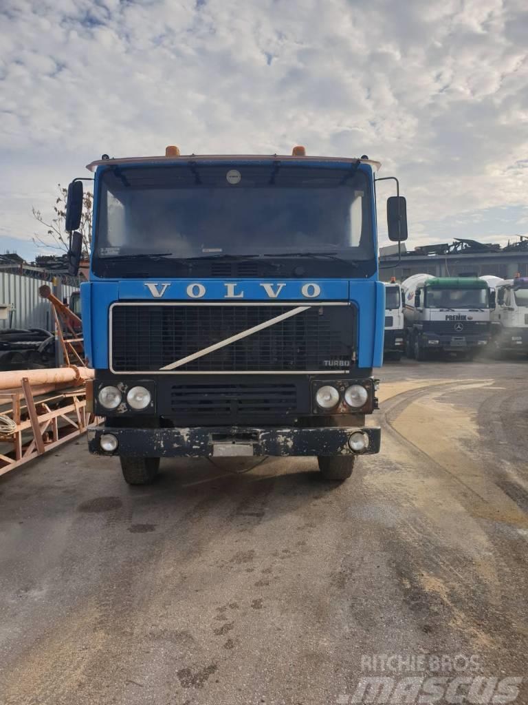 Volvo F12 INTERCOOLER