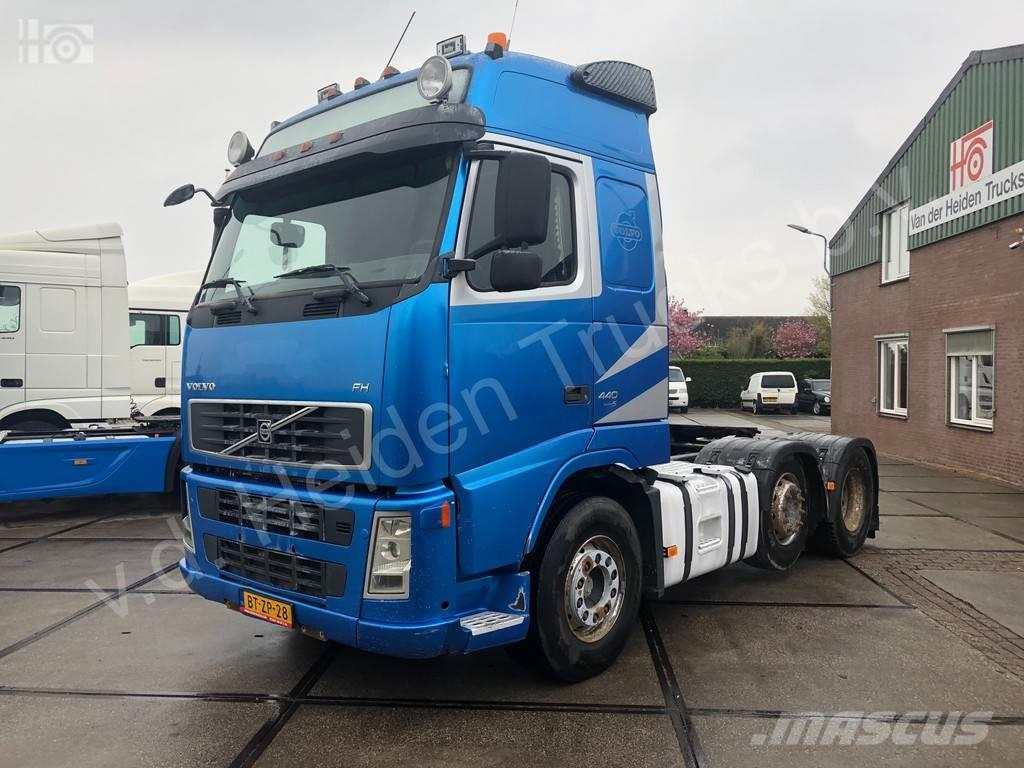 Volvo FH 440 6x2 Euro 5