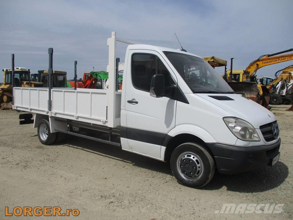 Mercedes benz sprinter 515 cdi box body price 7 757 for Price of mercedes benz sprinter