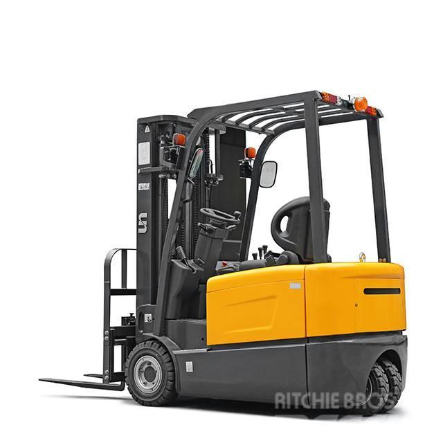 UN Forklift FBT13 1.3ton 3 Wheel Electric Forklift ZAPI