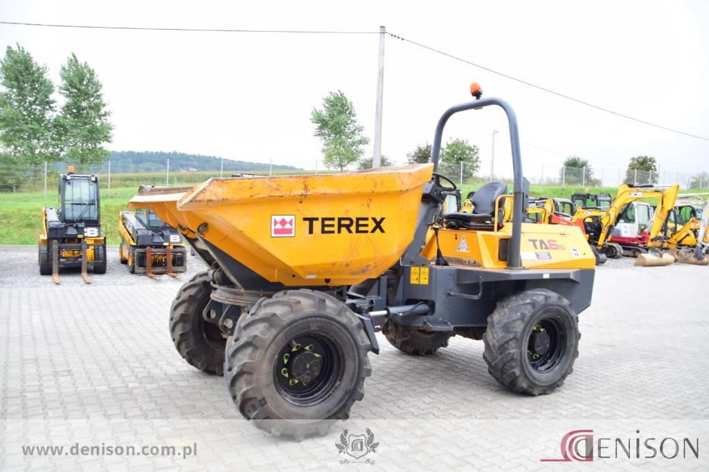 Terex TA 6s Swivel - choice of dumpers