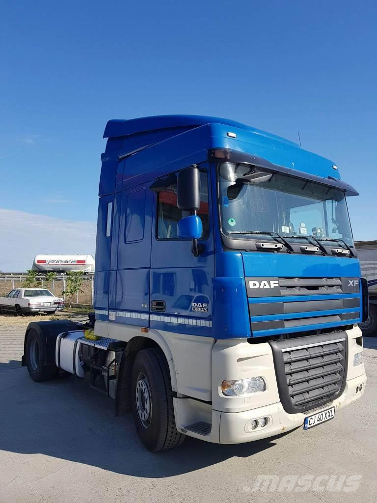 daf xf tractor units price 20 442 year of. Black Bedroom Furniture Sets. Home Design Ideas