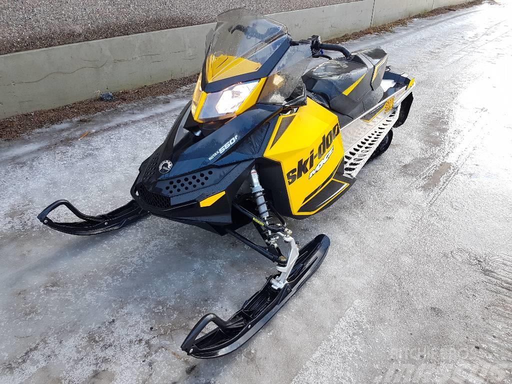 Ski-Doo MX Z TNT 550F