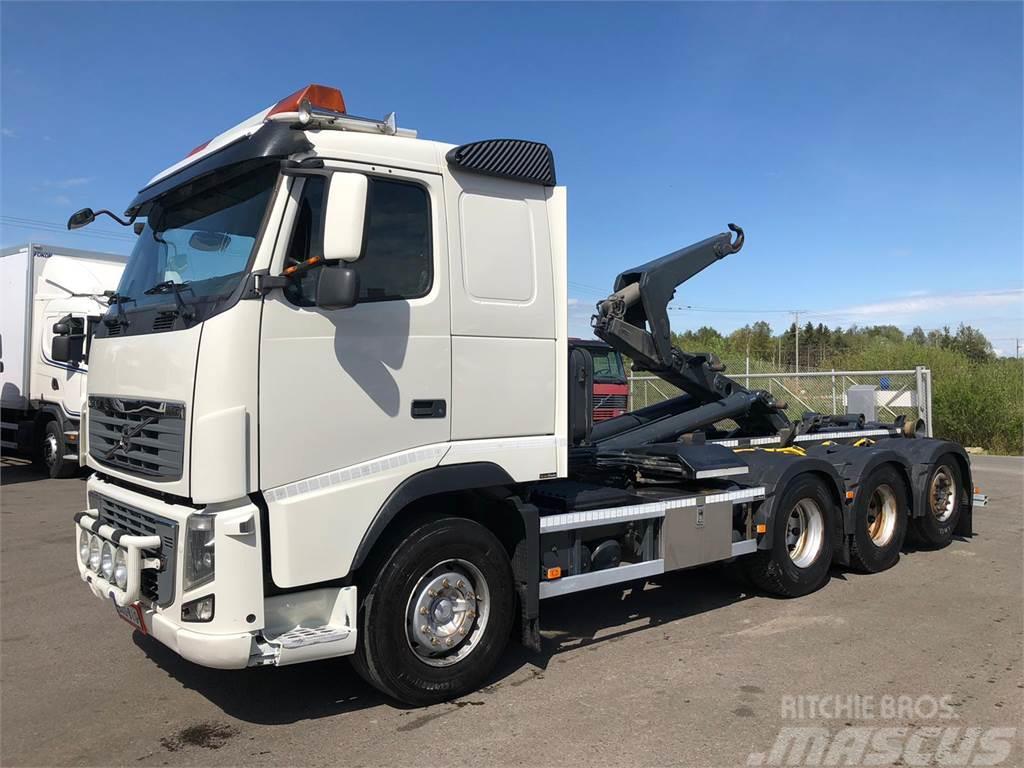 Volvo FH16 540 8x4