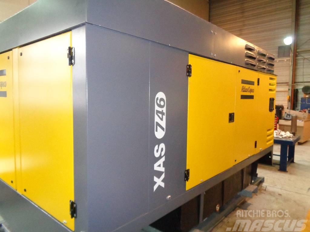 Atlas Copco XAS 746