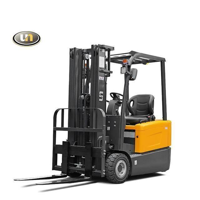 UN Forklift FB20 2Ton 3-Wheel Electric Forklift ZAPI
