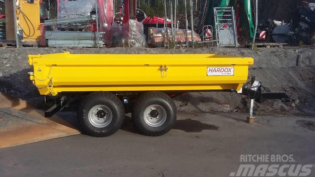 Bigab 8T dumpervagn