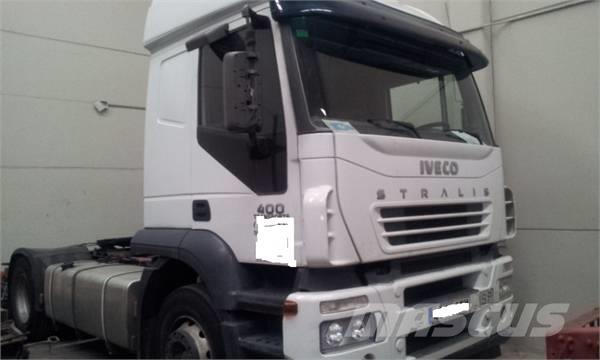 Iveco STRALIS 430 Manual, 2003, Dragbilar