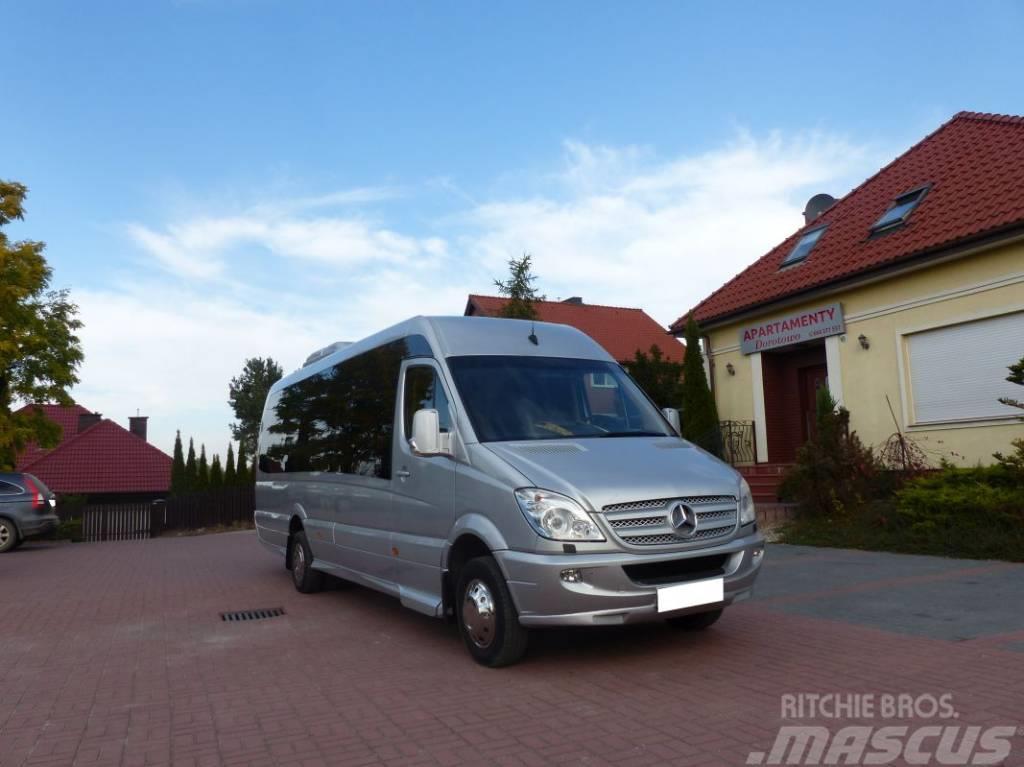 Mercedes-Benz Sprinter 519 CDI XXXL 24 os.