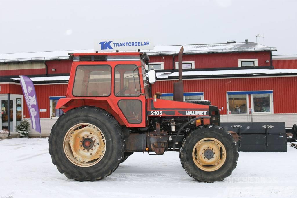 Valtra Valmet 2105 Dismantled for spare parts