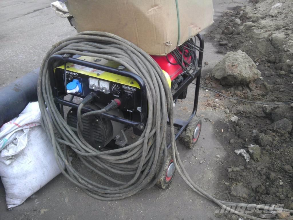 Kovo ENGINE DRIVEN WELDER EW240G