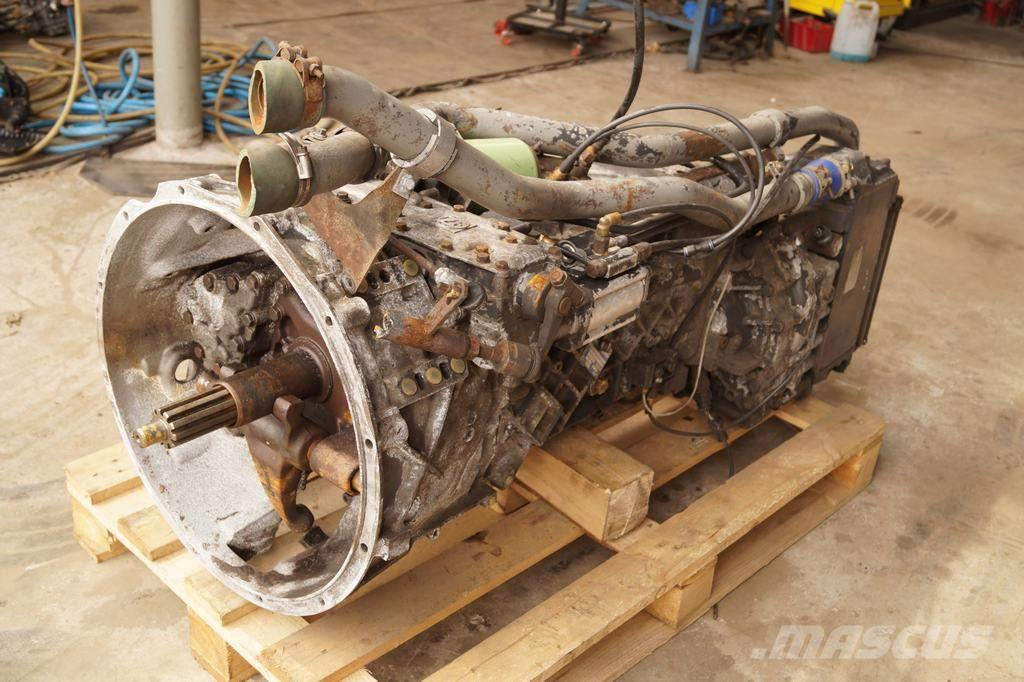 Renault Magnum / COMPLETE GEARBOX / ZF 16S221 IT