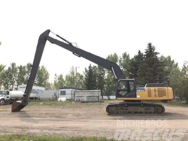 John Deere 350 G LC LONG REACH FOR RENT