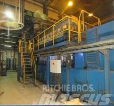 Wärtsilä 18V32 Diesel Generator Plant 50 HZ, 25 MW